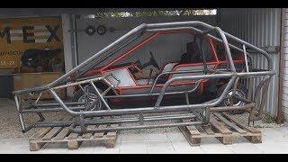 Download Video Багги своими руками.Изготовление каркаса.How to make a car.Homemade buggy. MP3 3GP MP4