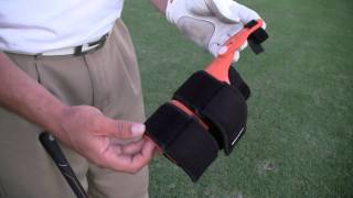 Golf Training Aid YouTube video