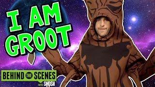 I AM GROOT (BTS)