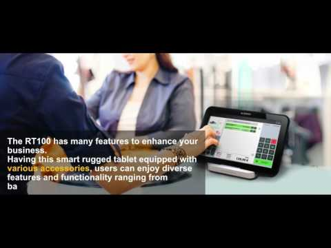 RT100 Enterprise Tablet Computer