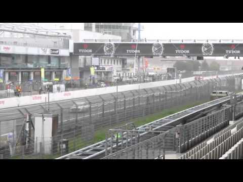 FIA WEC am Nürburgring 2015: Nürburgring Legends, erste Qualifikation