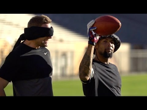 Super Bowl Edition ft. Odell Beckham Jr | Dude Perfect