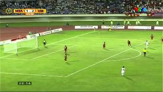 [Fulltime] U19 Vietnam - U19 Myanmar 3-4