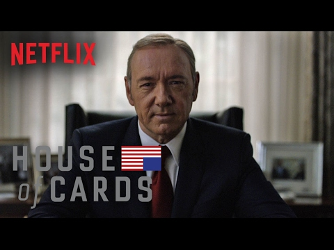 The Wait is Nearly Over - House of Cards Season 4