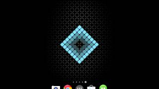 Cell Grid Live Wallpaper YouTube video