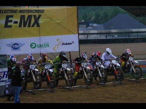Electric Motocross Racing ft Everts / Tixier / Guillod – vurbmoto
