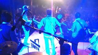 Rambo itu Romeo Live in Tenggilis With Jamaican Milk