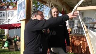 #629 Gartentage Lindau 2012 - Traumschwinger für kreative Schaffenspausen im Garten
