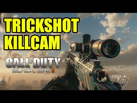 Blackops - AMAZING TRICKSHOTS ON CALL OF DUTY. ▻ Freestyle Replay Apparel : http://electronicgamersleague.com/col... ○ Games 70% Off : http://bit.ly/JeuxMoinsCher ----------------------------...