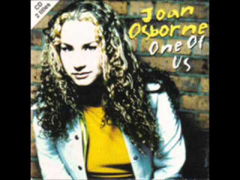 Joan Osborne- One Of Us (Live Acoustic)