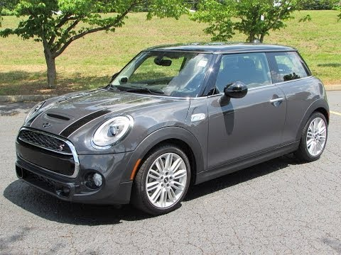 2014 Mini Cooper & Cooper S Hardtop (F56) Start Up, Test Drive, and In Depth Review (видео)
