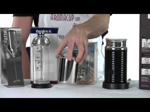 Milk Frothers: Battery operated vs Glass vs Stainless Steel vs Electric Milk Frother
