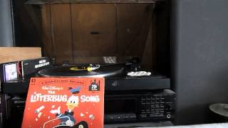 Download Lagu I'm No Fool- Litterbug- Disney 45rpm Record- Jiminy Cricket Mp3