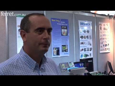 NMW 2013: Sensors and Instrumentation from Bestech Australia
