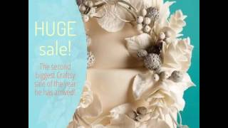 50% off Craftsy Class Sale