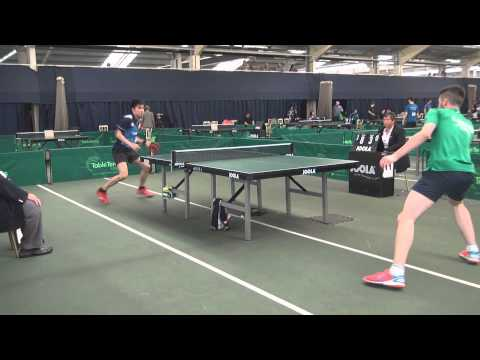 London Grand Prix 2014-15 - Men's Singles final
