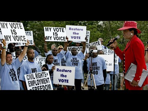 Florida Voters Restore Voting Rights For Millions
