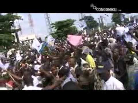 Le Refoulé de la Bélgique a Kinshasa...