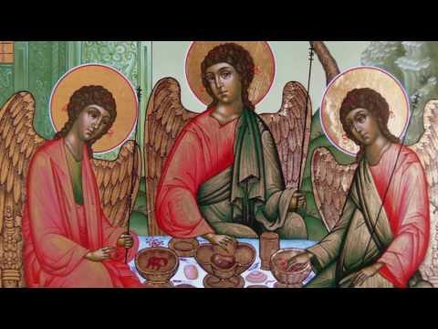 Тема выпуска: Праздник Крещения Господня в Обители.