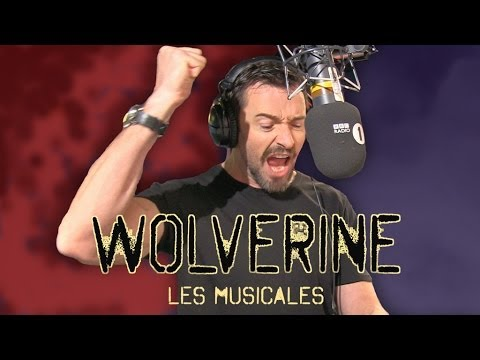 Wolverine The Musical – Hugh Jackman