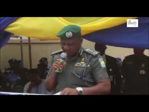 Nigeria: IGP Idris' 'Transmission Transmission' Comedy Speech