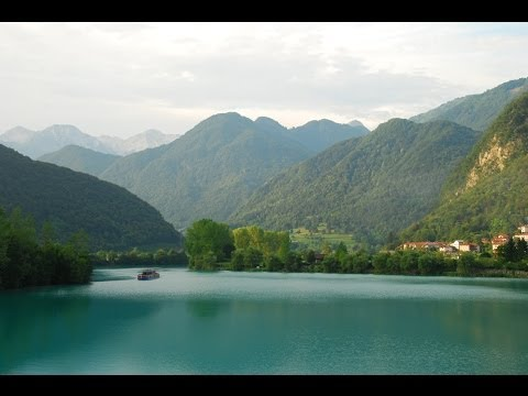 Путешествие в Словению / Slovenia travel (видео)