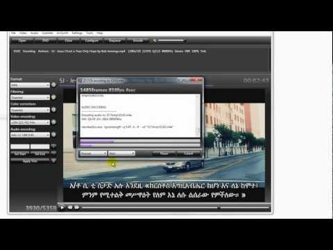 how to fasten subtitles in mpc