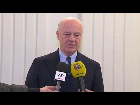 Συρία: Σκιές στην ειρηνευτική διαδικασία λόγω της ρήξης Σ. Αραβίας – Ιράν