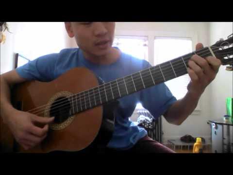 """Hướng dẫn đệm bài hát """"Nhỏ ơi"""" bằng guitar"""