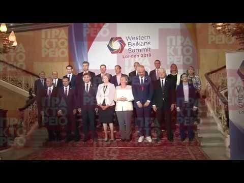 5η Σύνοδος Κορυφής των Δυτικών Βαλκανίων