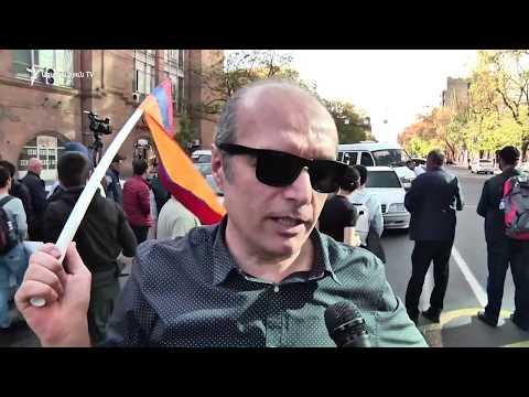 «Հանրային բողոքը պաշտպանված է Սահմանադրությամբ». Լևոն Բարսեղյան - DomaVideo.Ru