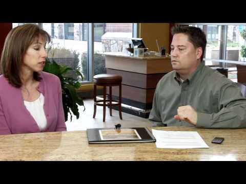 FHA loans interview with Real Estate expert Joe Doman and Mortgage expert Leslie Wish part 1