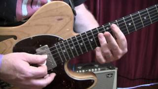 Lose Yourself To Dance-Daft Punk Guitar Lesson with Shawn Fleming