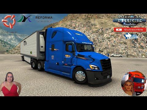 Freightliner Cascadia 2018 v1.18