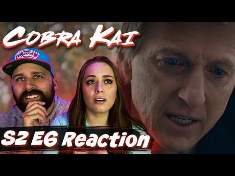 "Cobra Kai S2 E6 ""Take a Right"" Reaction & Review!"