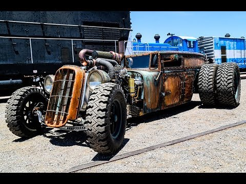 Vegas Rat Rods To Hell You Ride