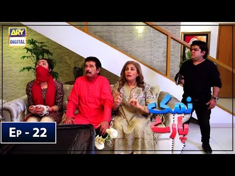 Namak Paray Episode 22 - 29th March 2019 - ARY Digital Drama