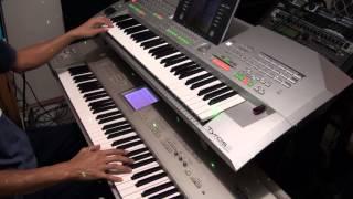 Video Disco Medley 80's Give Me Your Love Tonight - Yamaha Tyros 2 and Korg Triton Studio MP3, 3GP, MP4, WEBM, AVI, FLV November 2018