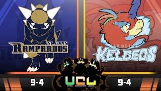St. Louis Rampardos VS Carolina Keldeos Week 14 UCL S2 | To the Last Breath! Pokemon ORAS WIFI by aDrive