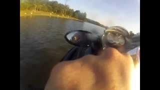 7. Brincando com Jet Ski Sea Doo GTI 155 SE - Cascavel - PR