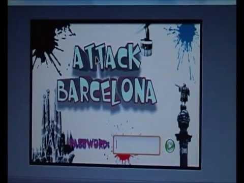 Attack Barcelona