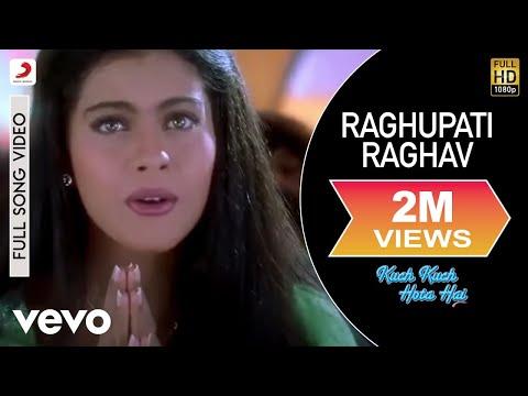 Raghupati Raghav - Kuch Kuch Hota Hai | Shahrukh Khan | Kajol