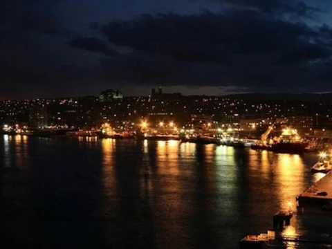 Tekst piosenki The Platters - Harbor Lights po polsku
