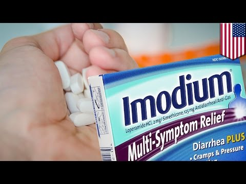 Anti-diarrhea drug Imodium is being used to curb opioid cravings, FDA says - TomoNews