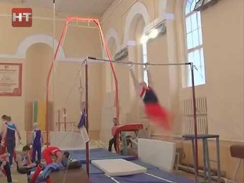 В Великом Новгороде проходит юниорское первенство Северо-Западного федерального округа по спортивной гимнастике