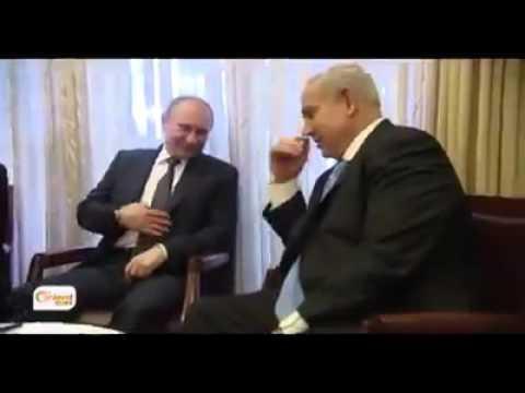 سيدكم بوتين مجرد خادم لبني صهيون...