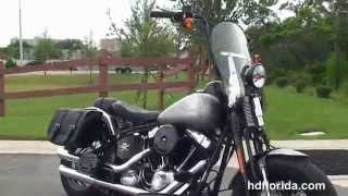 8. 2009 Harley Davidson FLSTSB Cross Bones  - Used Motorcycles for sale