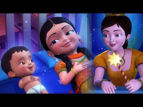 Nindiya Rani | Hindi Rhymes & Baby Songs | Infobells