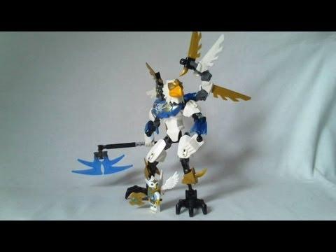 Vidéo LEGO Chima 70201 : CHI Eris