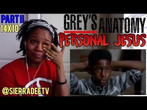 Grey's Anatomy *Personal Jesus* 14x10 - PART II - Reaction!